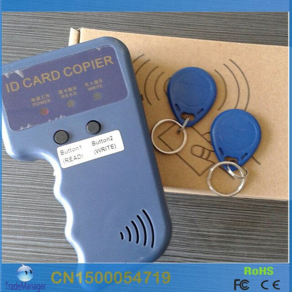 () Handheld 125Khz RFID Copier Writer / Duplicator ID Card Copy - Lily Lai's Store store