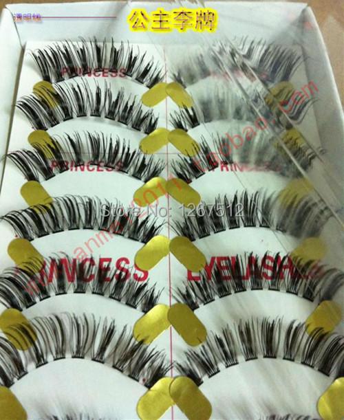 50 Pairs Handmade Natural Long False Eyelashes thick Fake Eyelash Eye Lashes Voluminous Makeup ,F36# wholesale free shipping<br><br>Aliexpress