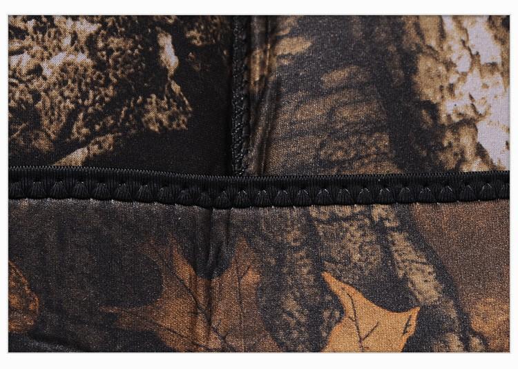 водонепроницаемые брюки марки считает, что донный промысел болотная брюки бионический камуфляж брюки сиамские брюки Куликов рыбалка размер 43 c131