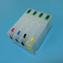 786XL T7861-T7864 USA/Australia Empty rechargeable ink cartridges For Epson workforce Pro WF-5190 WF5190 printer ink cartridges(China (Mainland))