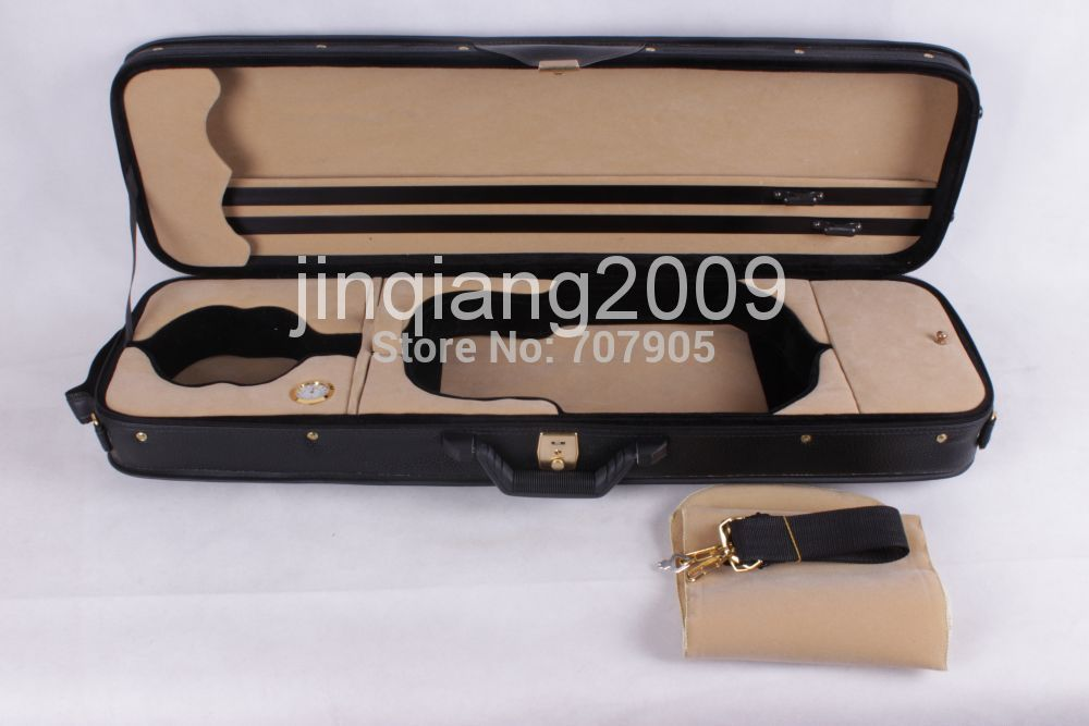 one new 4/4 Violin case #DGF0018 Deluxe The high-grade violin box beautiful and durable lightweight shockproof<br><br>Aliexpress