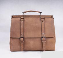 Genuine leather men bag men's briefcase,leaher laptop bags, men travel bags,men shoulder bags,leather business handbag fast post(China (Mainland))