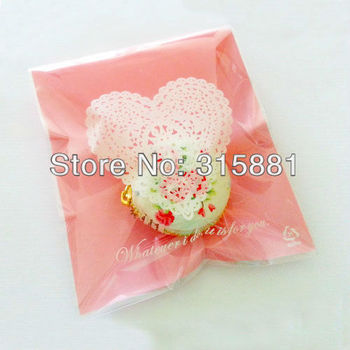 "Lovely Gift Bags, Bakery Goodies / Candies / Wedding Favor Party Packaging, ""White Heart Lace Doily Print"""