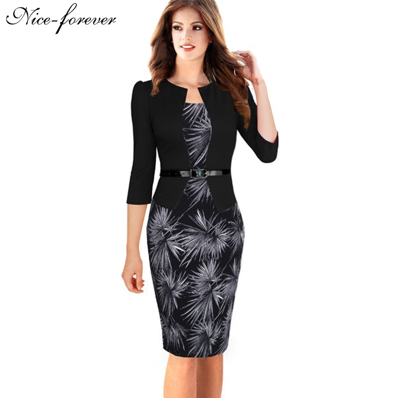Perfect American Office Wear Dress For Girls  XciteFunnet