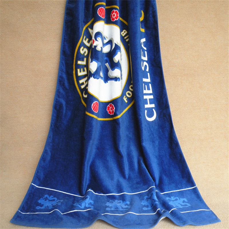 Online Buy Wholesale soccer beach towels from China soccer ...
