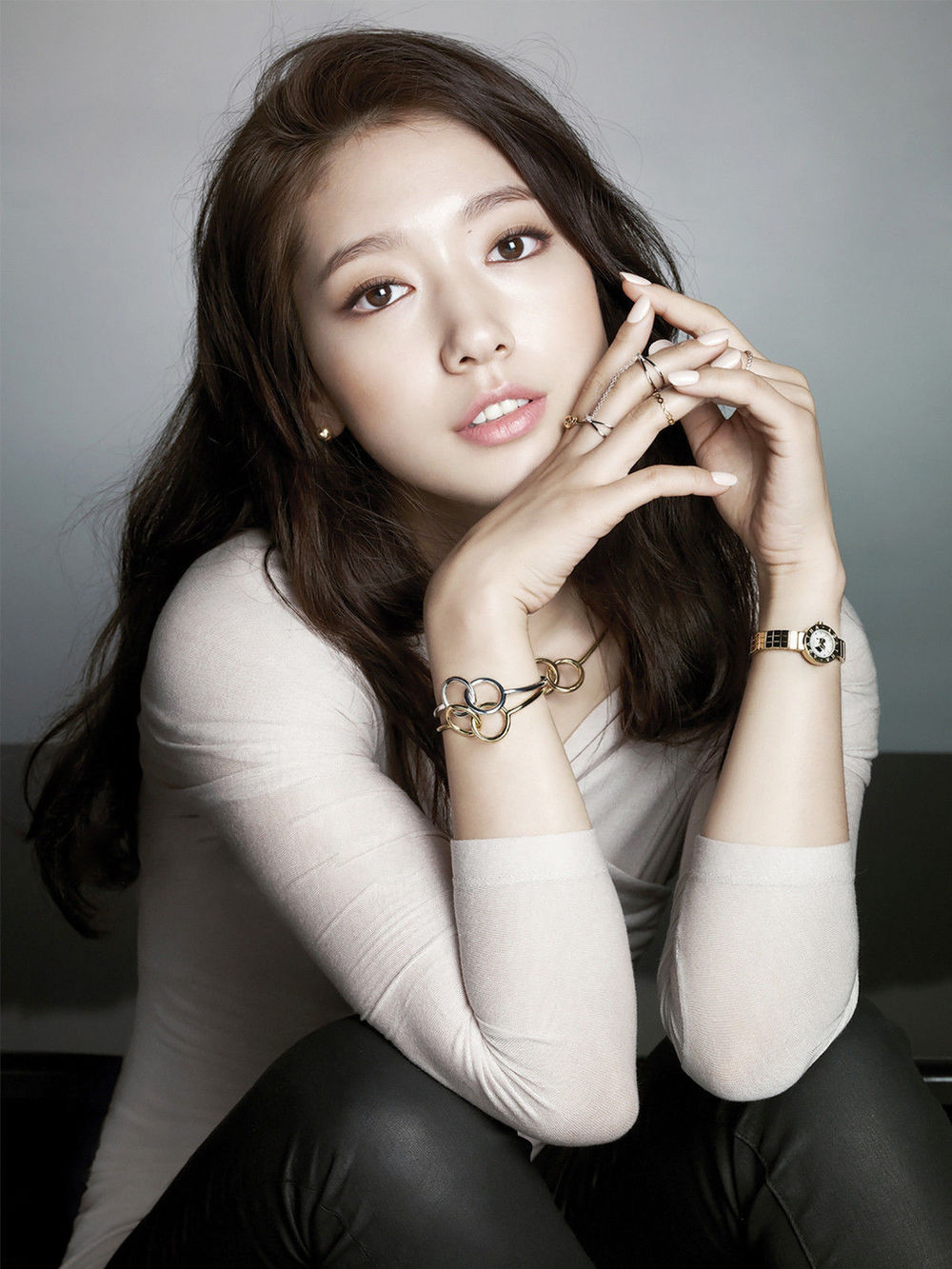 Park Shin Hye Star Posters Korean Girl Group Silk Poster Prints 60*90cm ParkS2(China (Mainland))