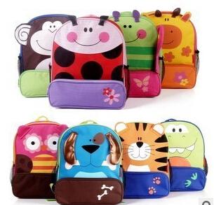 Гаджет  Bigger size animal shaped children backpack children double shoulder school bag kids backpack dinosaur tiger butterfly dog None Камера и Сумки