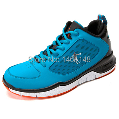 Basketball Jordan shoes spring breathable non-skid rubber sneakers , jordan's basketball shoes men trainers free shipping(China (Mainland))