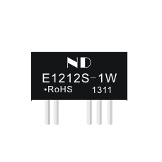 5pcs dc dc converter 12V to dual 12V 1w power module isolation 3000V dc-dc power supplies(China (Mainland))