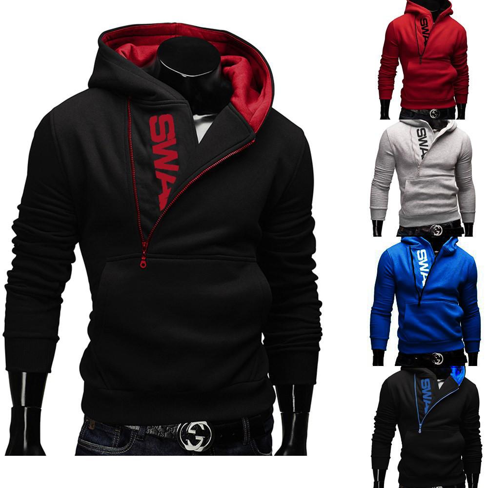 2015 Spring Fleece Cardigan Hoodie Jacket,Fashion Brand Hoodies Men,Casual Slim Sweatshirt Men,Sportswear Zipper - Normcore Fashion store