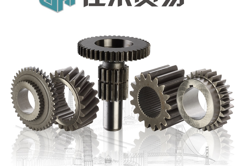 Agricultural Machinery Parts Wheel Gear : Tractor agricultural machinery parts gearbox transmission