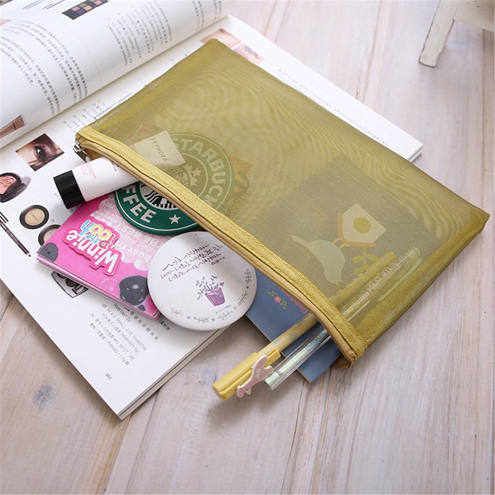 necessaries Makeup organizer Toiletry bag for women men Travel kits make up Cosmetic Bags organizador de maquiagem
