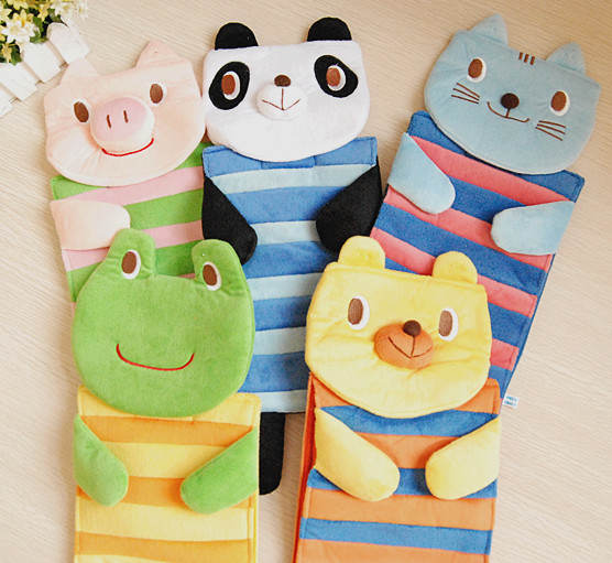 Cute cartoon animals toilet roll sets, roll out of paper sets tissue pumping,(China (Mainland))