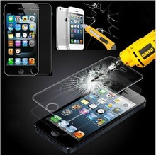 0.3mm 2.5D 9H Tempered Glass Screen Protector Cases for iPhone 5s iphone 5 case Original capa fundas for Apple iphone 5S case 5c