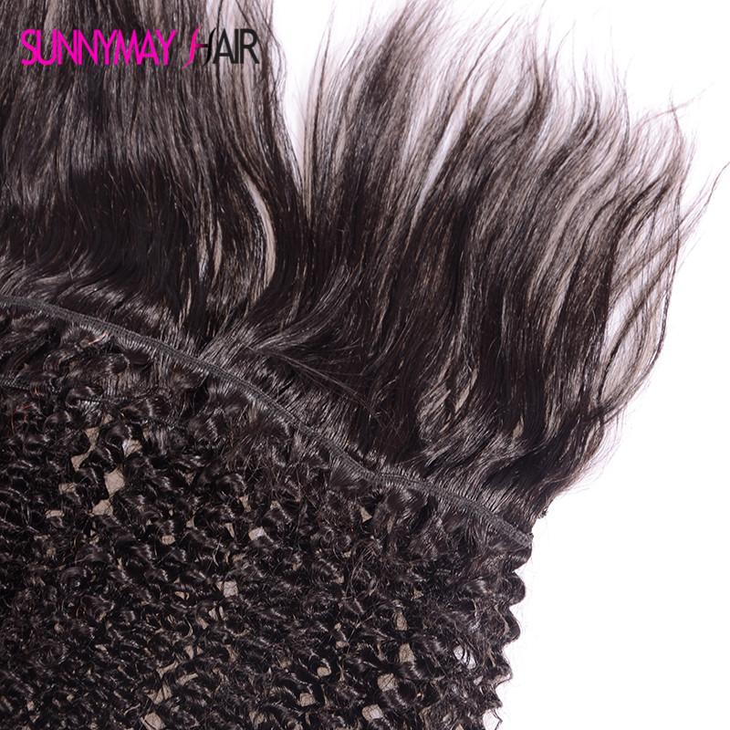 Sunnymay Hot Sell 8A Grade Virgin Unprocessed Human Hair Braid Hair In Bundles Kinky Curly Virgin Hair Braid hair in Extension