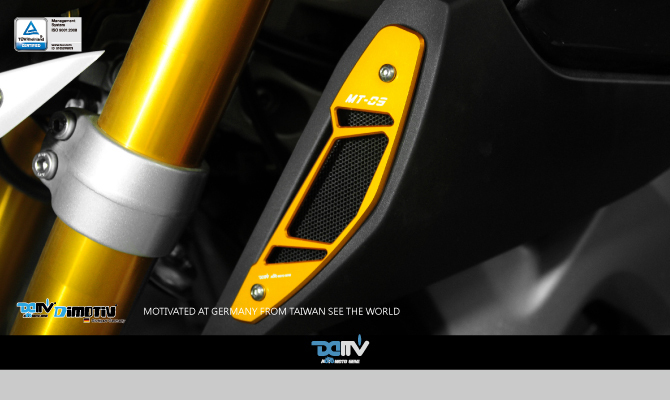 DMV Dimotiv MT-09 Air Intake cover fit YAMAHA FZ-09 Motorcycle modification(China (Mainland))