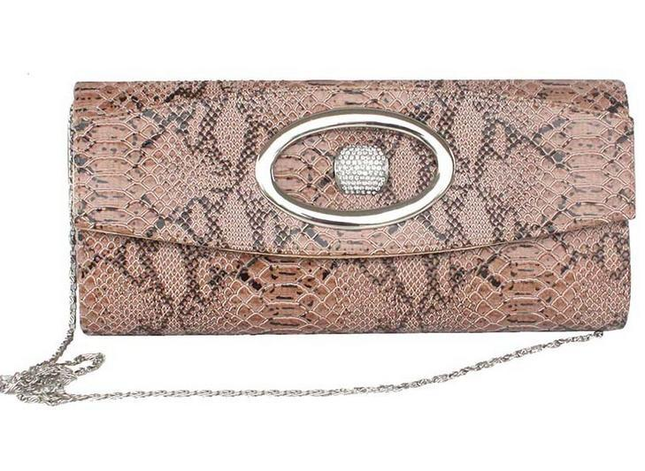 ZT0015  fashion evening bag,clutch bag,lady bag,snake printting envelope shape+free shipping,<br><br>Aliexpress