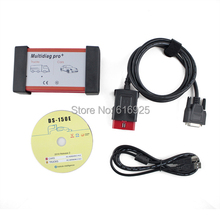 TCS CDP PLUS Multidiag pro+ with 2014.2 software with keygen CDP scanner cdp pro ds150 ds150e new vci without 4GB card(China (Mainland))