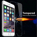 2 pcs for verre trempe iphone 6 4 7 inch screen saver protector 0 3mm tempered