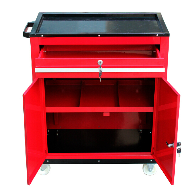 NS111806 Heavy Duty Metal Tool Cabinet With Wheels But Without Tool Inside(China (Mainland))