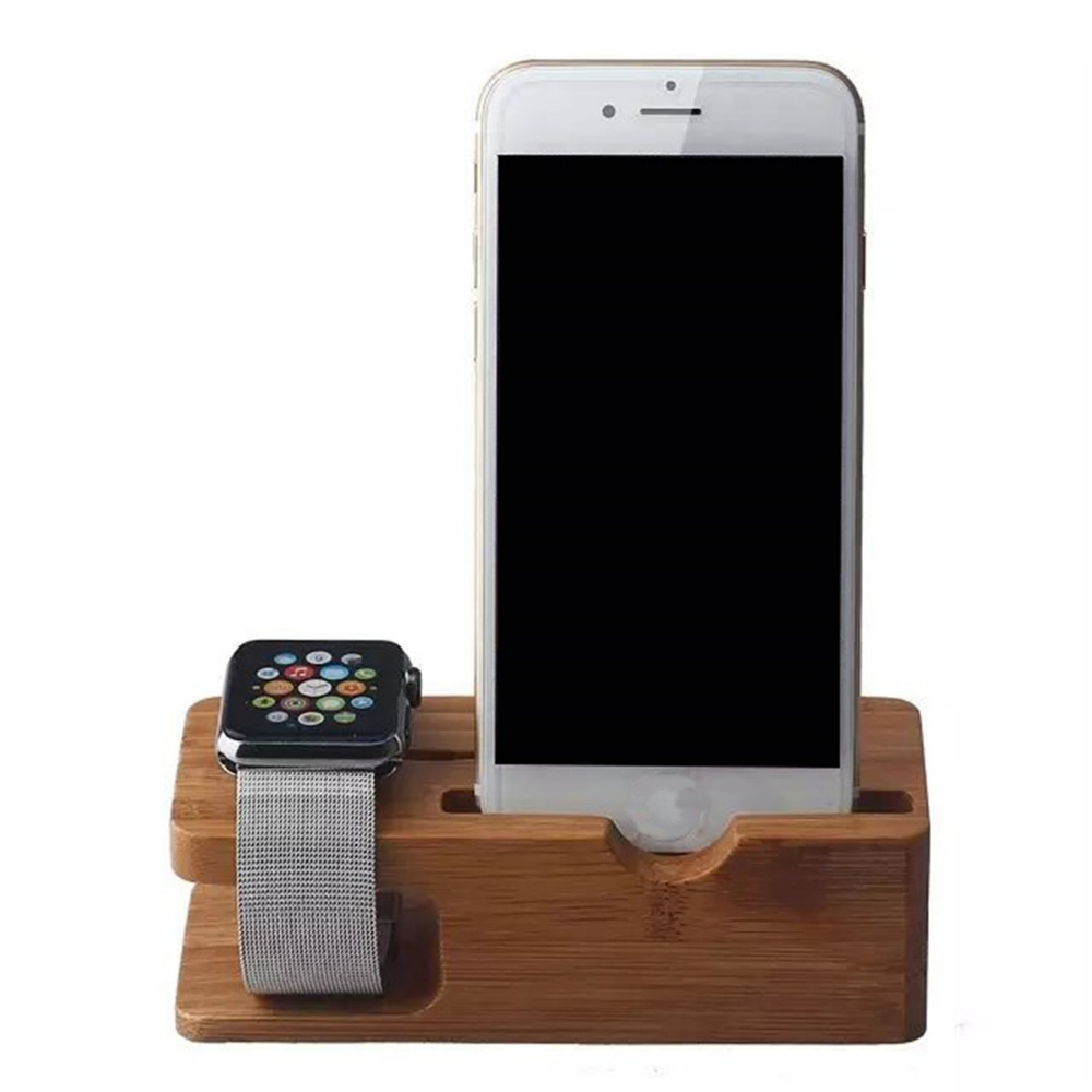 For Apple Watch Iphone Charging Holder Stand Novelty