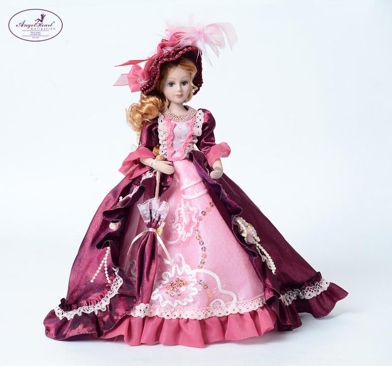 Angel Heart 10 Quot Romantic Vintage Victorian Porcelain Doll