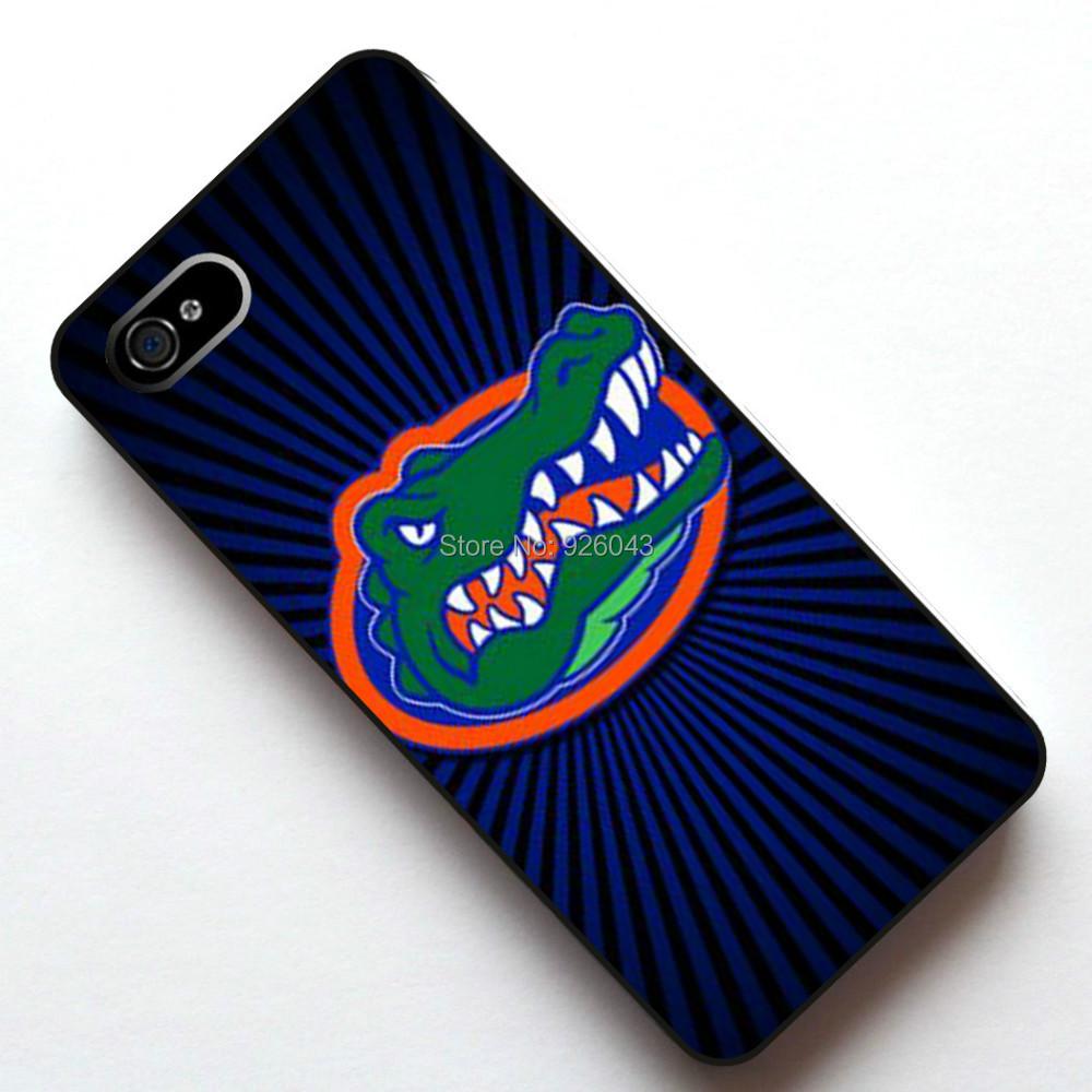 "Florida Gators Logo Case Cover, Case , for Apple Iphone 5 5S / 4 4S /5c / 6(4.7"") / 6plus(5.5"")(China (Mainland))"