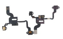 Buy New Proximity Light Sensor Power Flex Cable Apple iPhone 4 4G GSM AT&T for $1.18 in AliExpress store