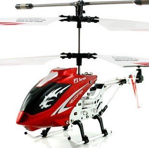Freeshipping! DFD 3CH RC helicopter Remote Control Helicopter with  Gyroscope and light  RC Plane for beginner