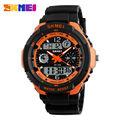 SKMEI 0931 Luxury Brand S Shock Men Military Sports Watches Digital LED Quartz Wristwatches Rubber Strap