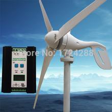 Fedex или DHL бесплатная доставка 600 Вт максимальная мощность ветрогенератор турбина + 1000 Вт макс ветер солнечной гибрид контроллер ( с ) 12 / 24 В