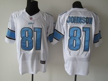 A+++ all stitched Detroit Lions,#81 Calvin Johnson,20 Barry Sanders, 9 Matthew Stafford(China (Mainland))