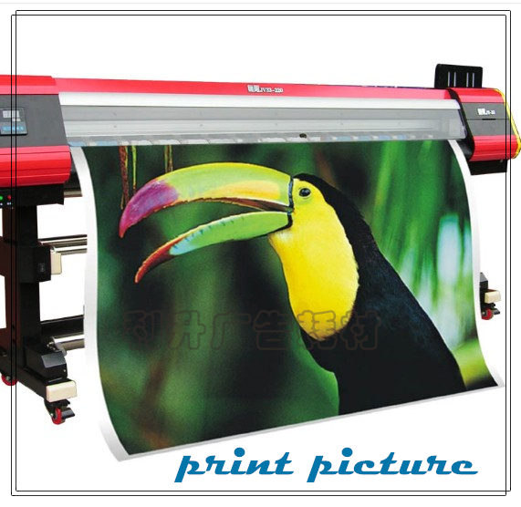 Outdoor advertising cloth the picture to select the size waterproof sunscreen can hang a large photo printing(China (Mainland))