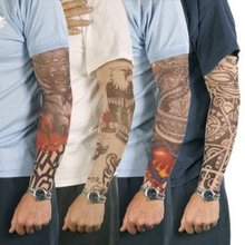 free shipping tattoo sleeve tattoo sock tattoo t shirt unsize for arms or legs colorful tatoo,not one time use products