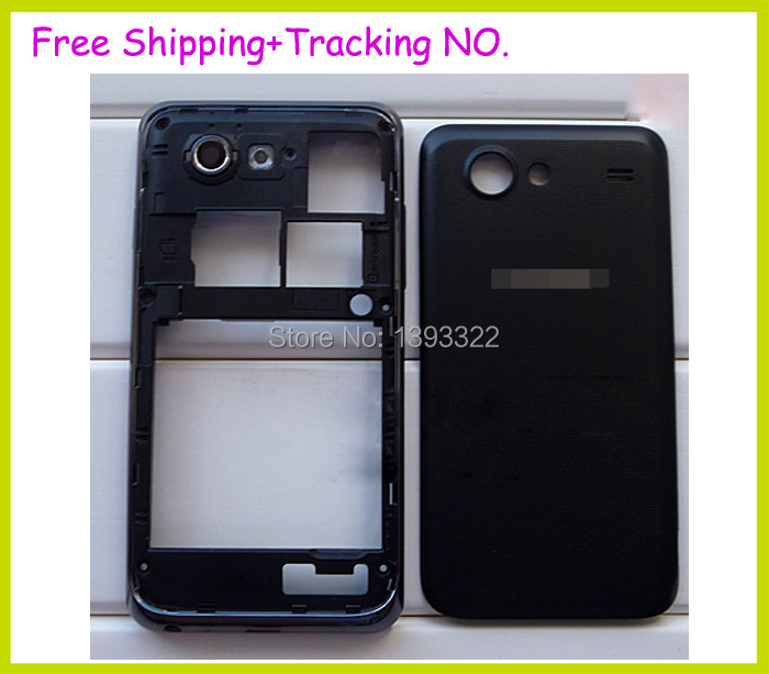 For Samsung Galaxy S Advance i9070 Housing Original new Repair Parts LCD Frame+Middle Plate+Back Cover+camera lens+button ,(China (Mainland))