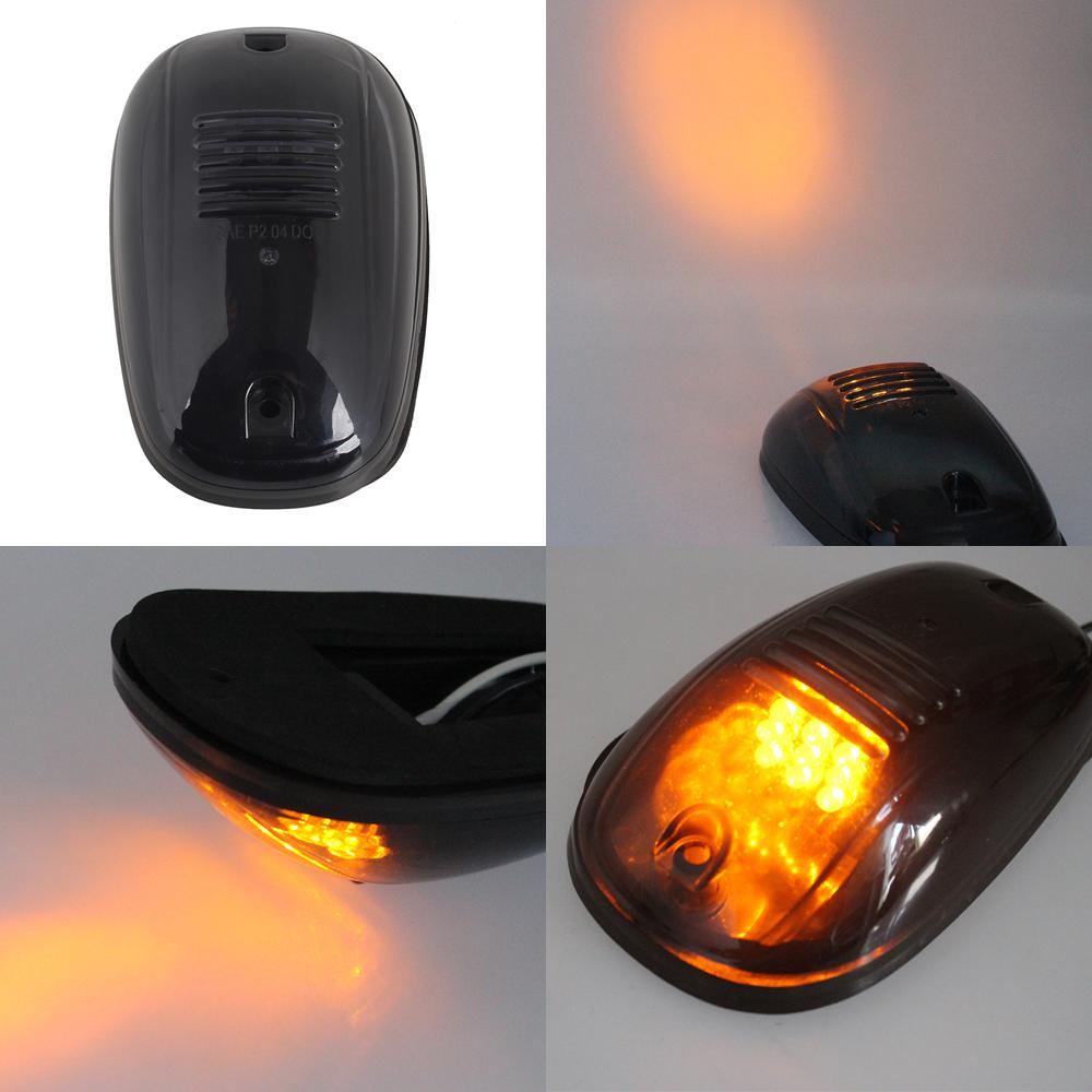 5pcs 12v car side marker lights truck clearance lights. Black Bedroom Furniture Sets. Home Design Ideas
