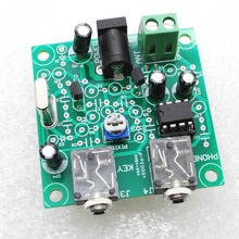 QRP Pixie CW DIY Kit Shortwave HAM Radio Transmitter Receiver 7 023MHz 40M