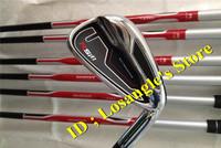 2015 Top Quality New Golf Irons RSi 1 (# 4 5 6 7 8 9 Pw Aw Sw ) 9pcs With Original Graphite Regular Flex Shaft Golf Irons Clubs
