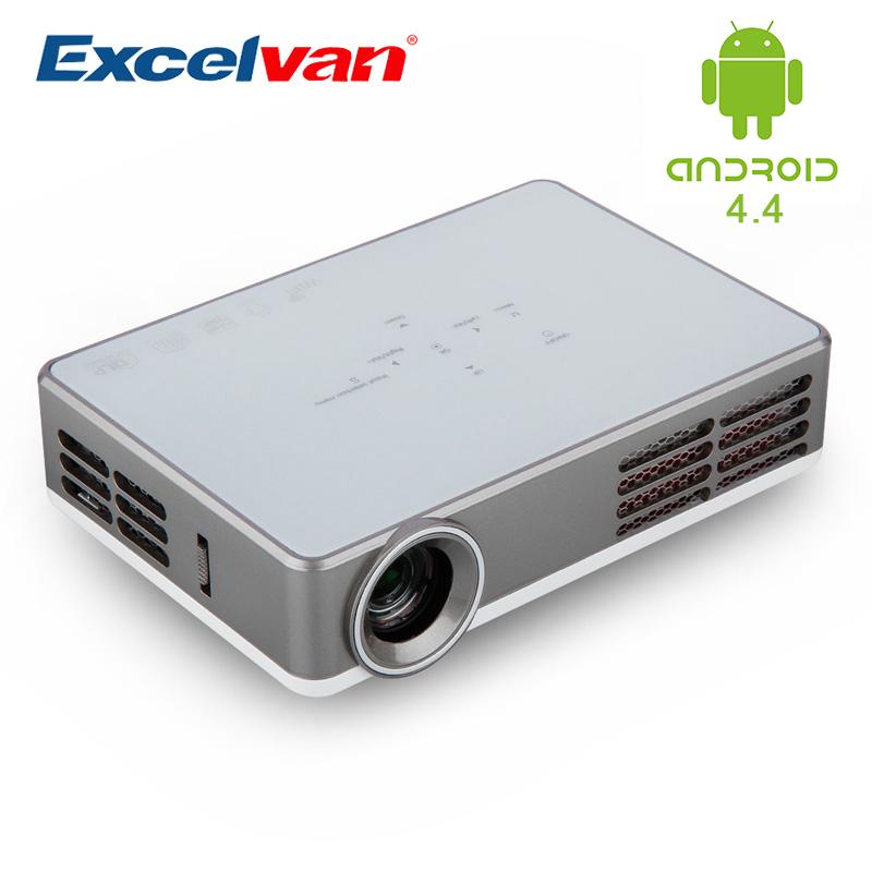 Aliexpress Com Buy Excelvan Cl720 Full Hd Home Theater: Compra Mini Proyector Para Android Online Al Por Mayor De