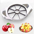 1PCS Stainless Steel Apple Slicer Fruit Vegetable Tools Kitchen Accessories