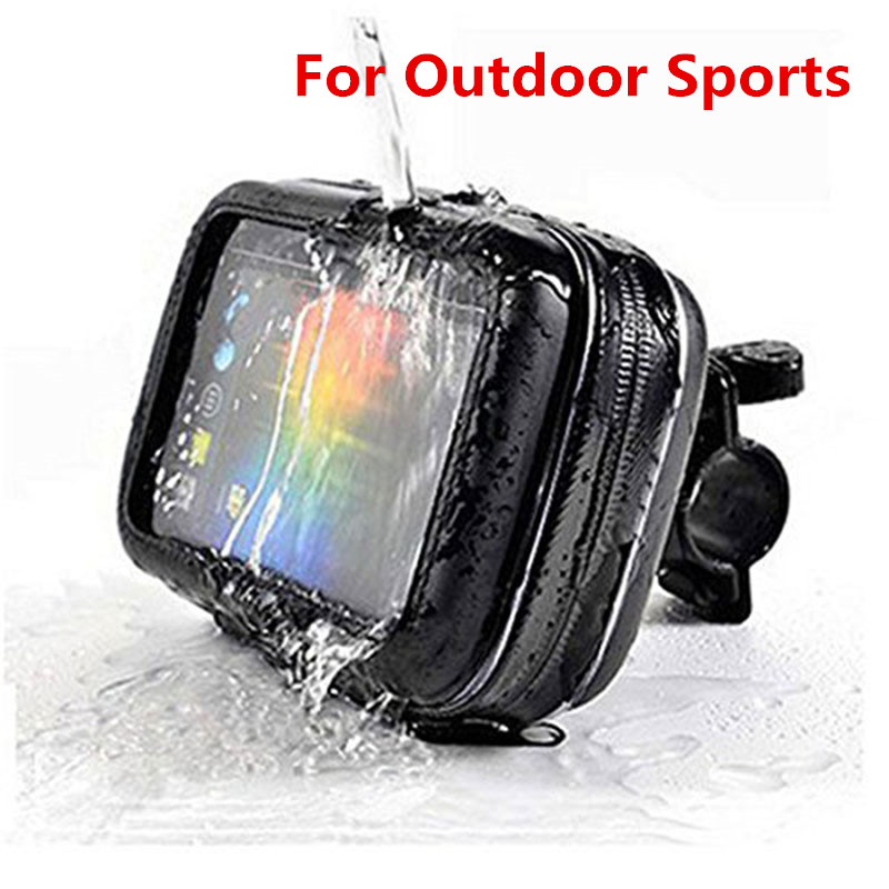 Waterproof Case Bag for LG G2/G3/G4/G5/K10 GPS Holder Motorcycle Bicycle Phone Mount Holder Outdoor Sports Phone Case(China (Mainland))