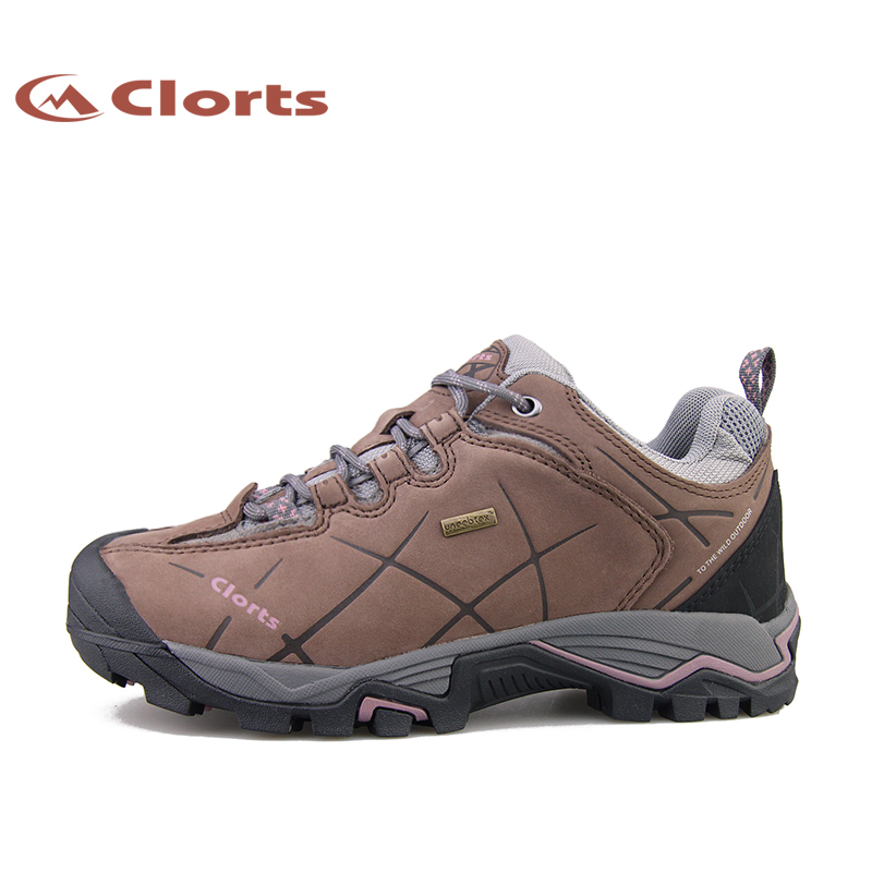 Clorts 2014 Womens Shoes Brand  Waterproof Anti-skid Mountain Climbing Boots Athletic Shoes Breathable Outdoor Hiking Shoes <br><br>Aliexpress