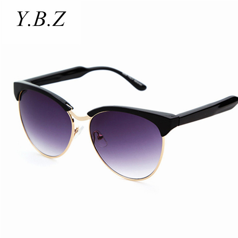 Anfly Fashion Semi Rimless Sunglasses for Men Women 2016 ...