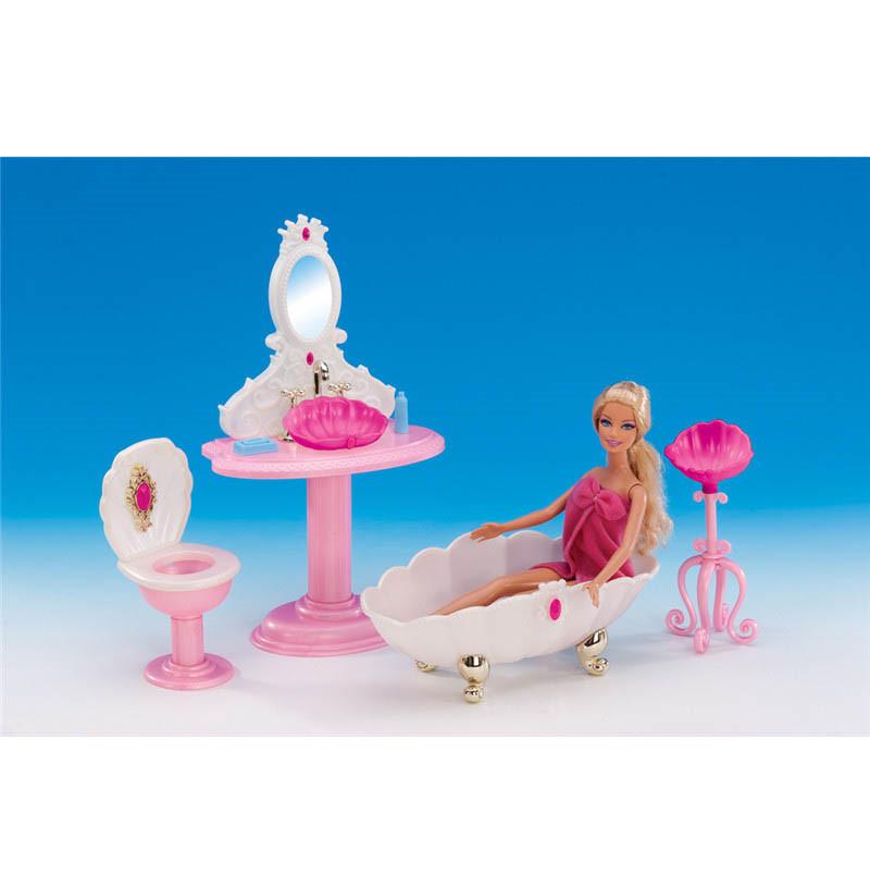 Online kopen wholesale barbie poppenhuis meubels uit china for Poppenhuis voor barbie
