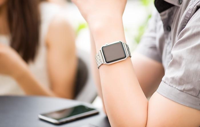 Носо Смотреть Ремешок Из Нержавеющей Стали Ремешок с Раскладывающейся Застежкой для Apple Часы 38 мм