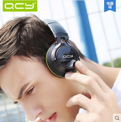 QCY QCY30 New HIFI Foldable Headphones Wireless Bluetooth Headset with NFC Function Headphone Free Shipping<br><br>Aliexpress