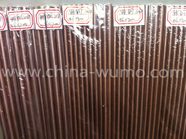 10pcs x 6.0x200mm W75Cu25 tungsten copper rod alloy for erosion electrodes(China (Mainland))