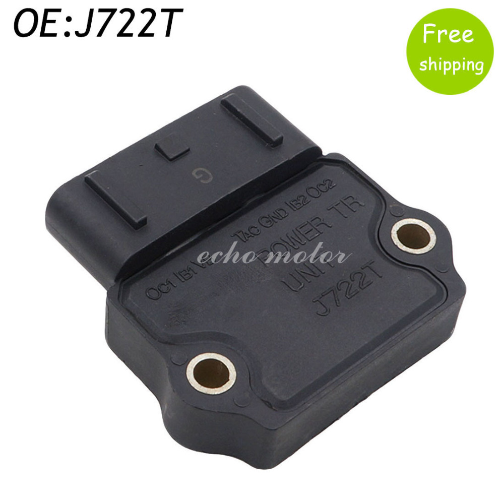New J722T MD189747 original Auto Ignition Coil Module For Ignition module/Igniter Genuine(China (Mainland))