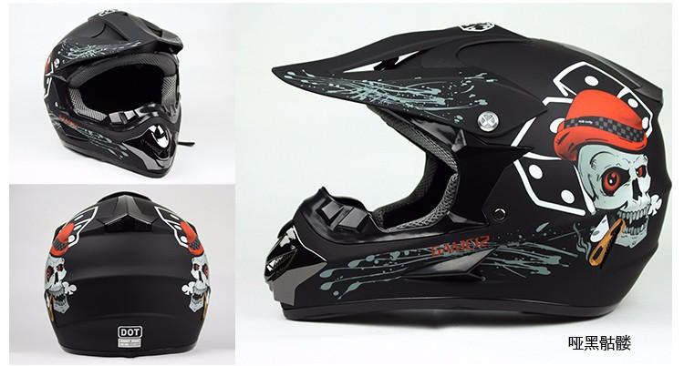 Free shipping Top ABS Motobiker Helmet Classic bicycle MTB DH racing helmet motocross downhill bike helmet
