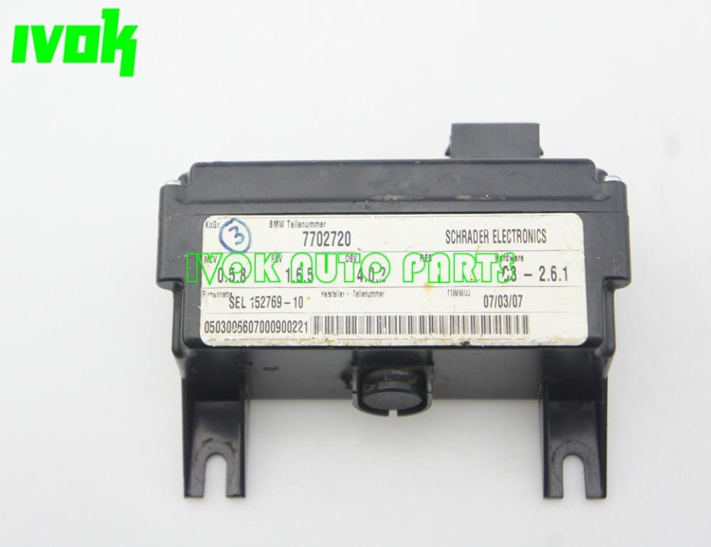 Genuine Schrader Tyre Pressure Control Module RDC DWA TPMS ECU for BMW R1200R BMW F800S 7702720 <br>